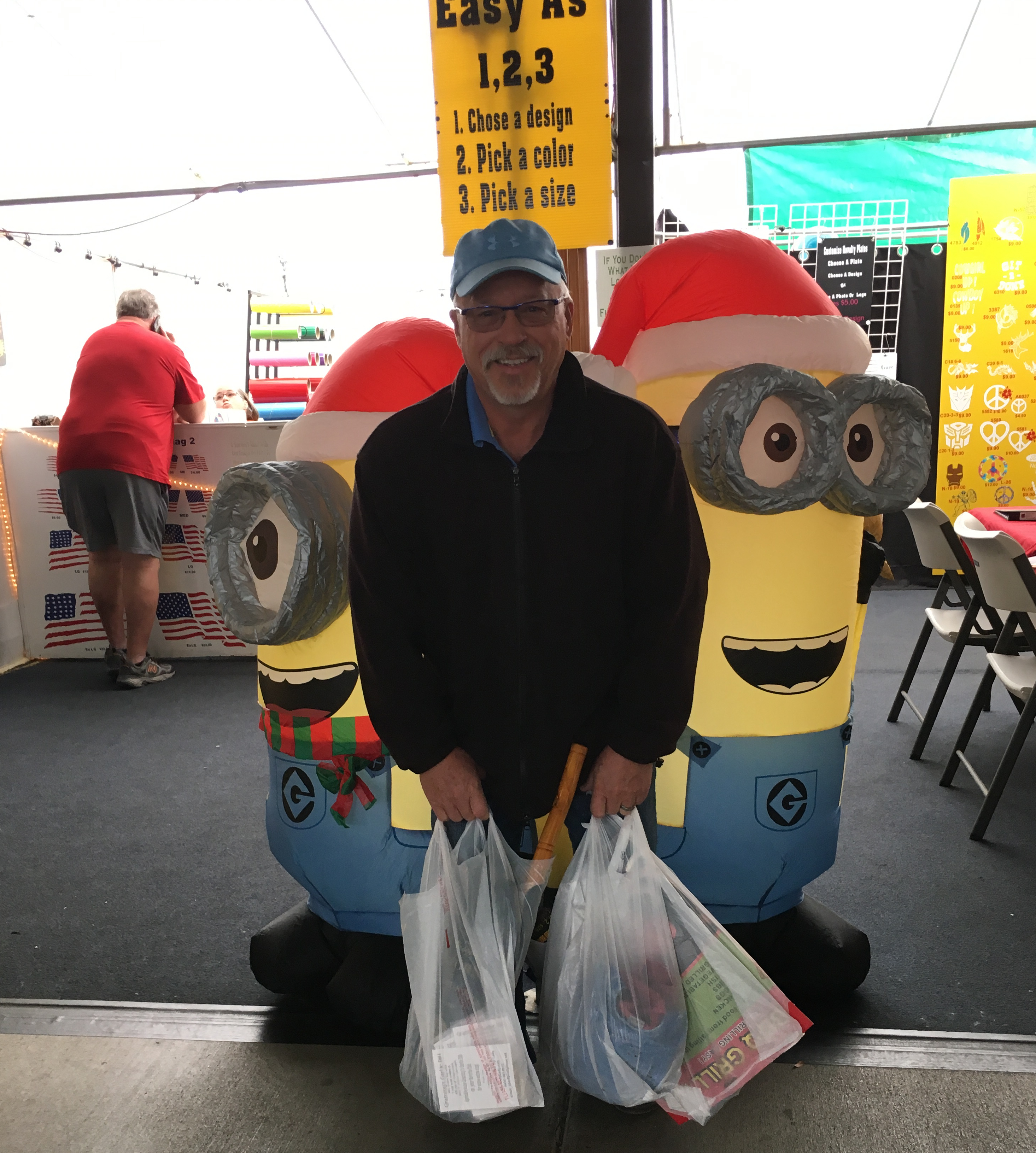 Pete and the Minions